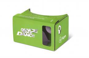 VR-bril Dance Dance Dance