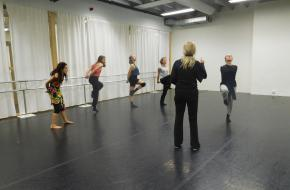 Workshop 'Infinite en masse' met Krisztina de Châtel